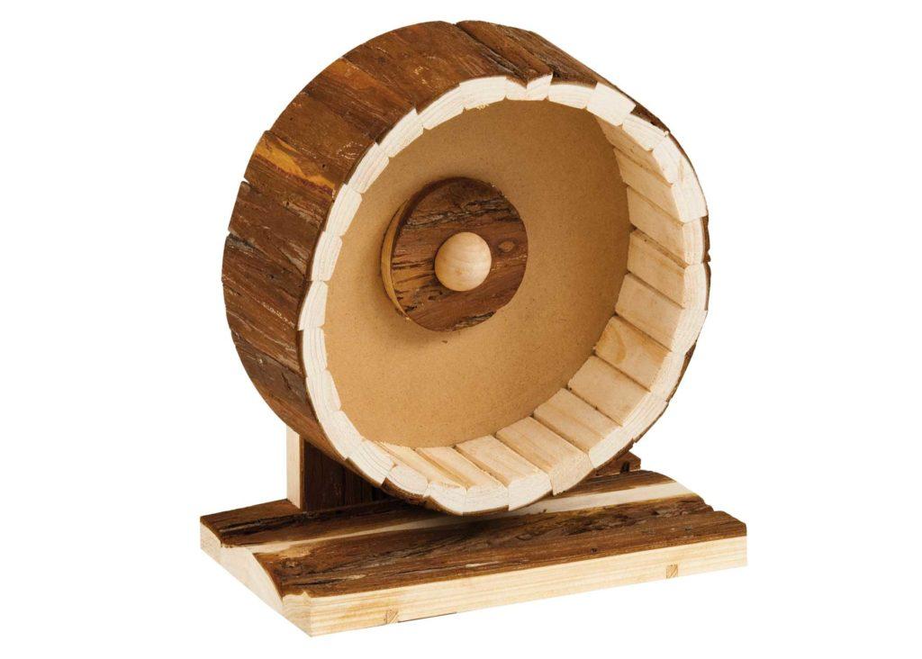 Беговое колесо для хомяка своими руками