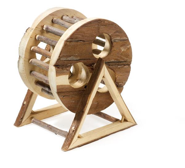 деревянное колесо1