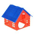 пластиковый домик для хомяка