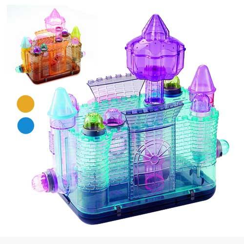 клетка-замок для хомяка