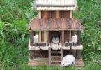 домик для хомяка
