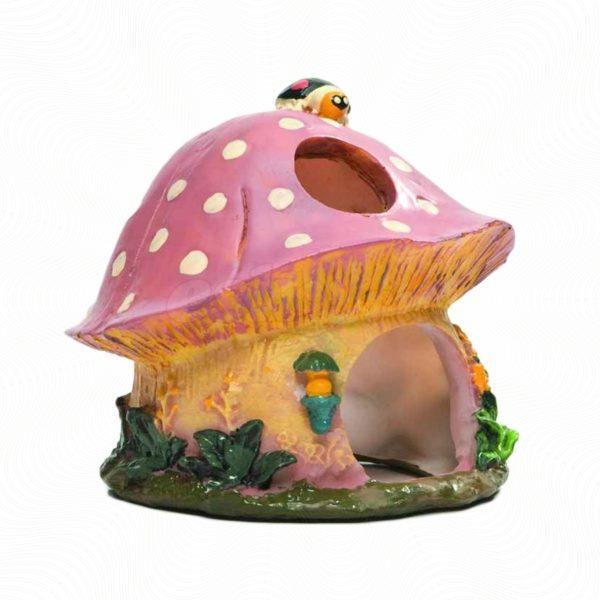 домик для хомяка керамический