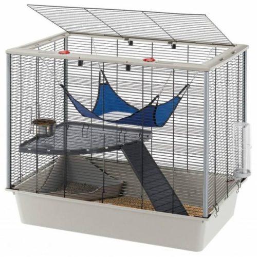 Клетка для крысы с аксессуарами