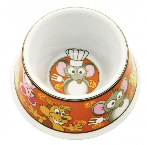Керамическая мисочка для крысы