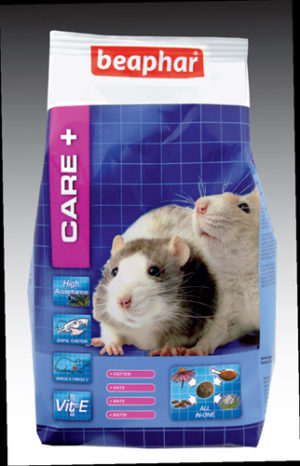 Корм для крыс Beaphar Care+ Rat Food
