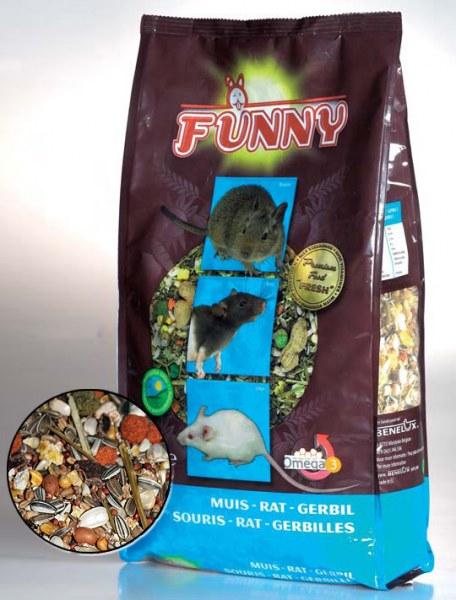 Корм для крыс Fanny Premium