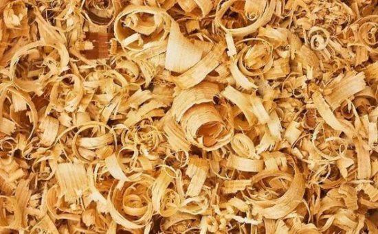Наполнитель для грызунов древесная стружка