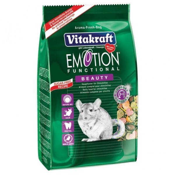 Гранулированный корм для шиншилл vitakraft (витакрафт)