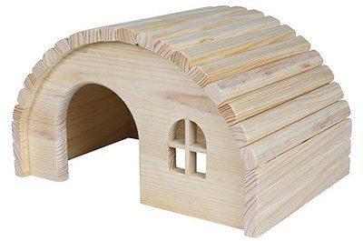 Домик для шиншиллы в форме арки