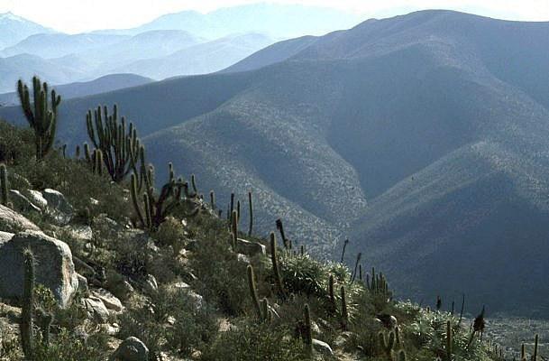 Горы Южной Америки