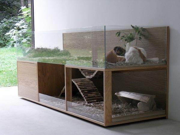 Стеллаж для морской свинки
