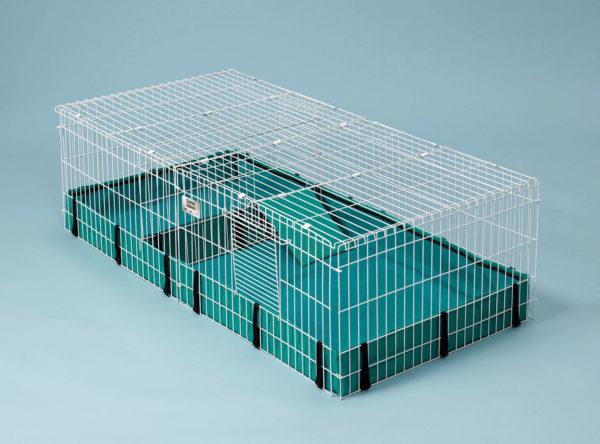Клетка-вольер для морских свинок Guinea habitat plus