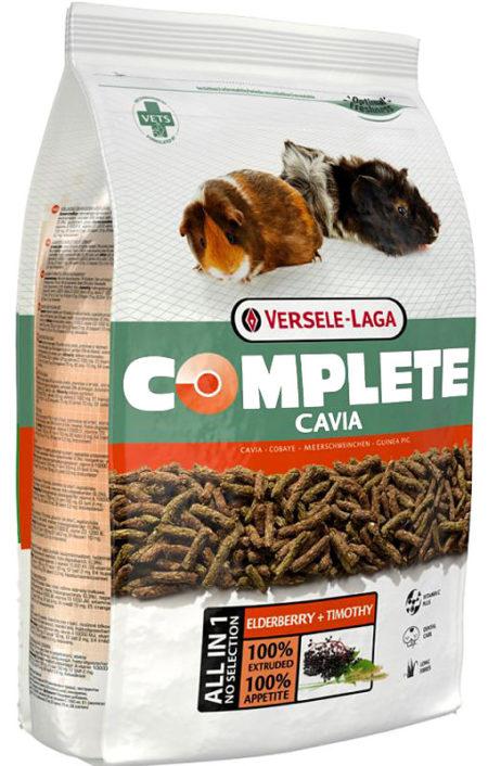 Корм Cavia Complete от торговой марки Versel-Laga для морских свинок