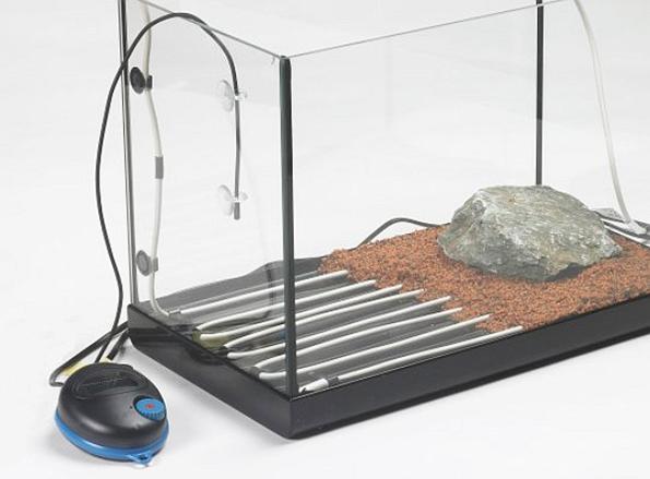 Нагреватель-шнур для грунта в аквариум