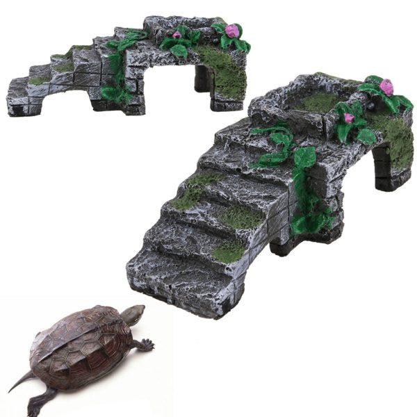 Лесенка для черепах в аквариум