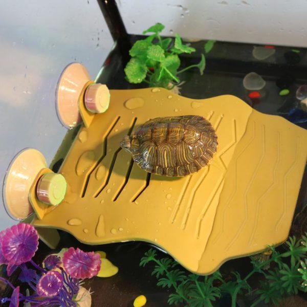 Полочка для красноухой черепахи